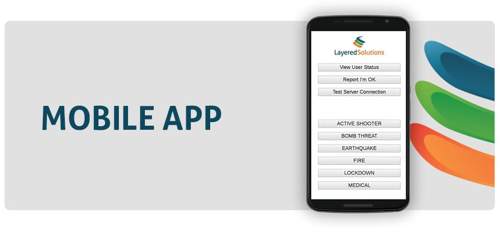 Mobile App from Layered Solutions