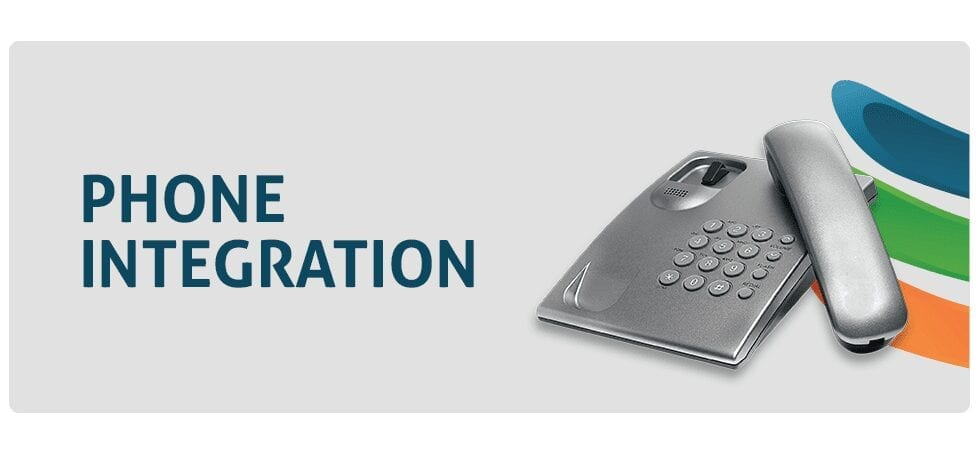 Phone Integration by Layered Solutions